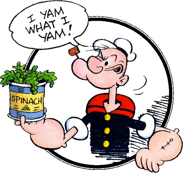 Popeye Is known By Other Names Across The World