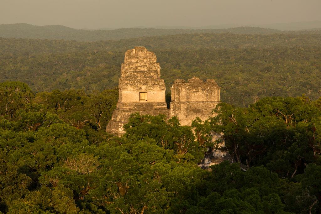 maya city guatemala