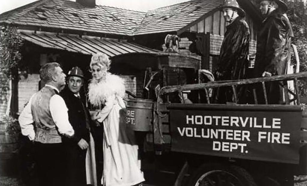 Hooterville Fire Department