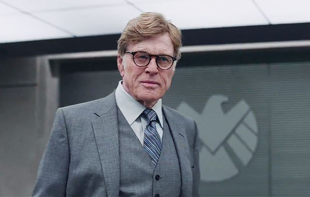 Redford in Winter Soldier