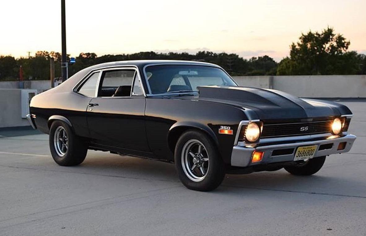 1974 Chevrolet Nova worst muscle cars