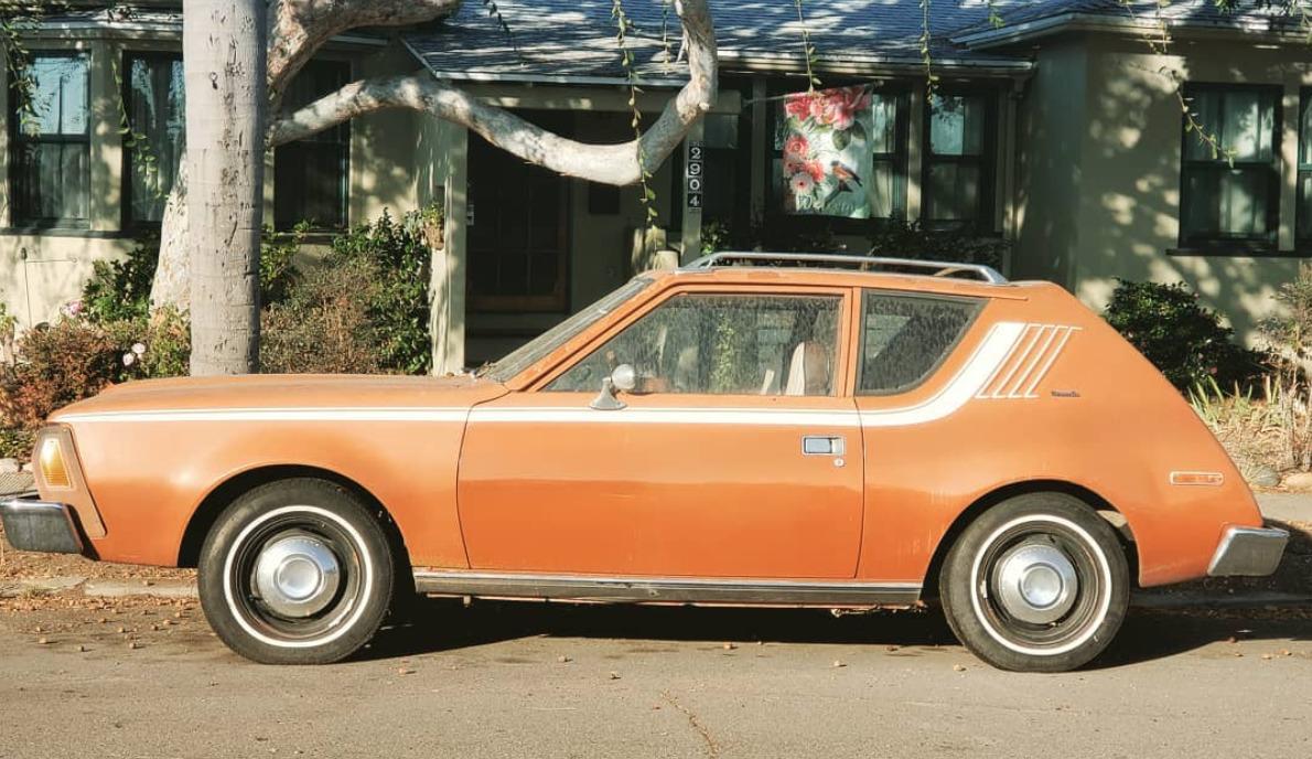 1978 AMC Gremlin GT worst muscle cars