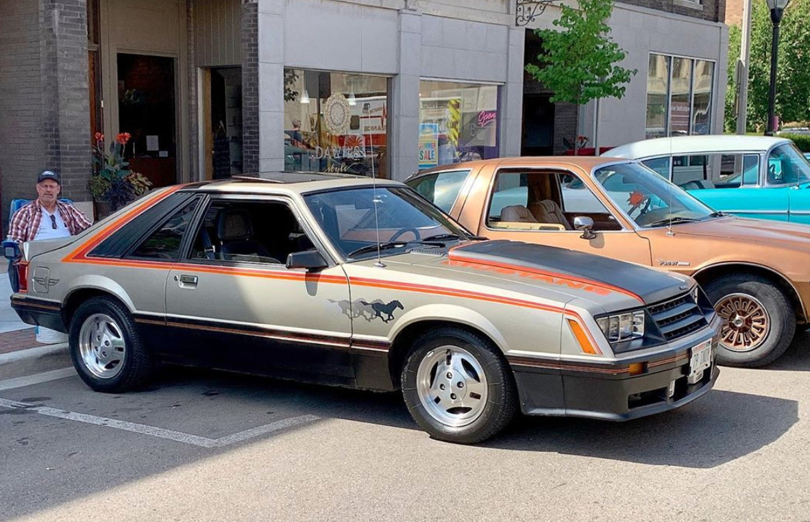 1979 Ford Mustang worst muscle cars