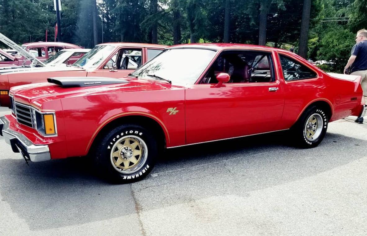 1980 Dodge Aspen worst muscle cars
