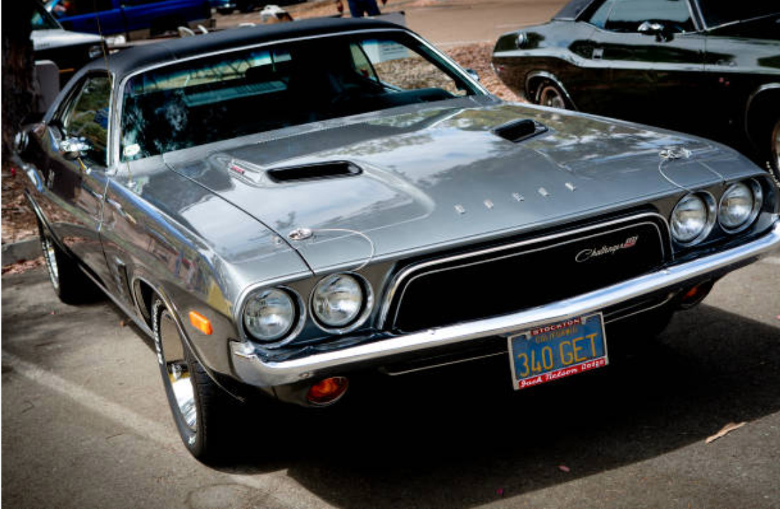 1983 Dodge Challenger worst muscle cars