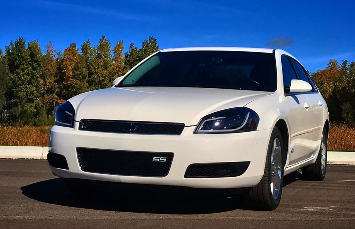 2005 Chevrolet Impala worst muscle cars