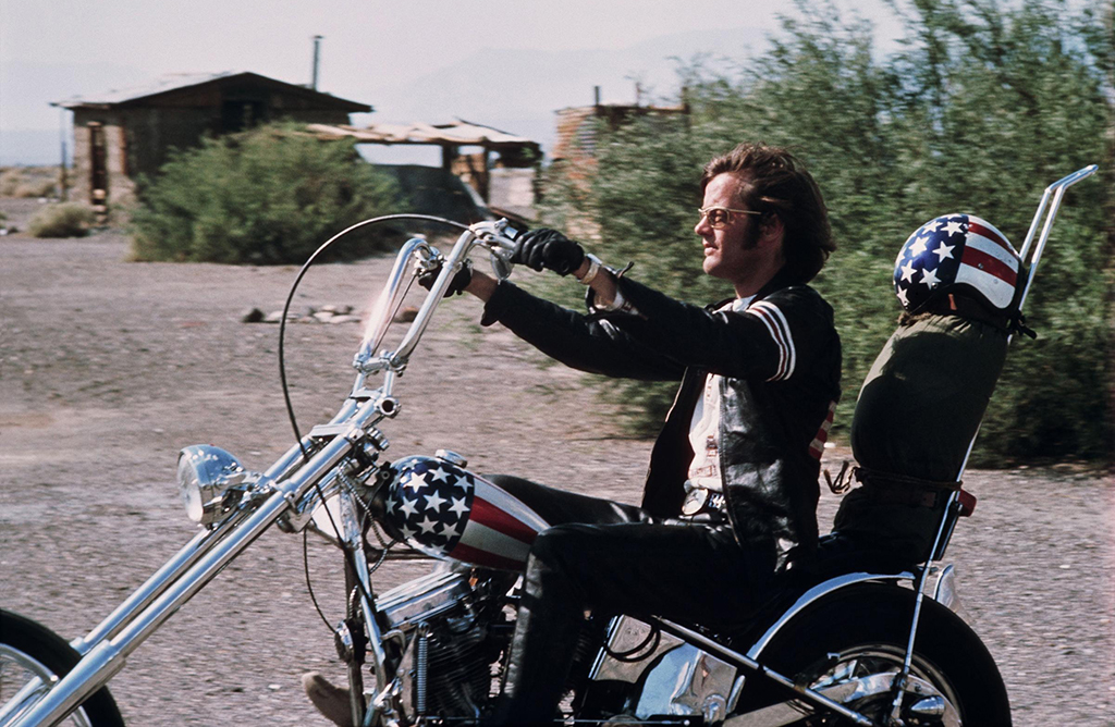 Fonda as Wyatt
