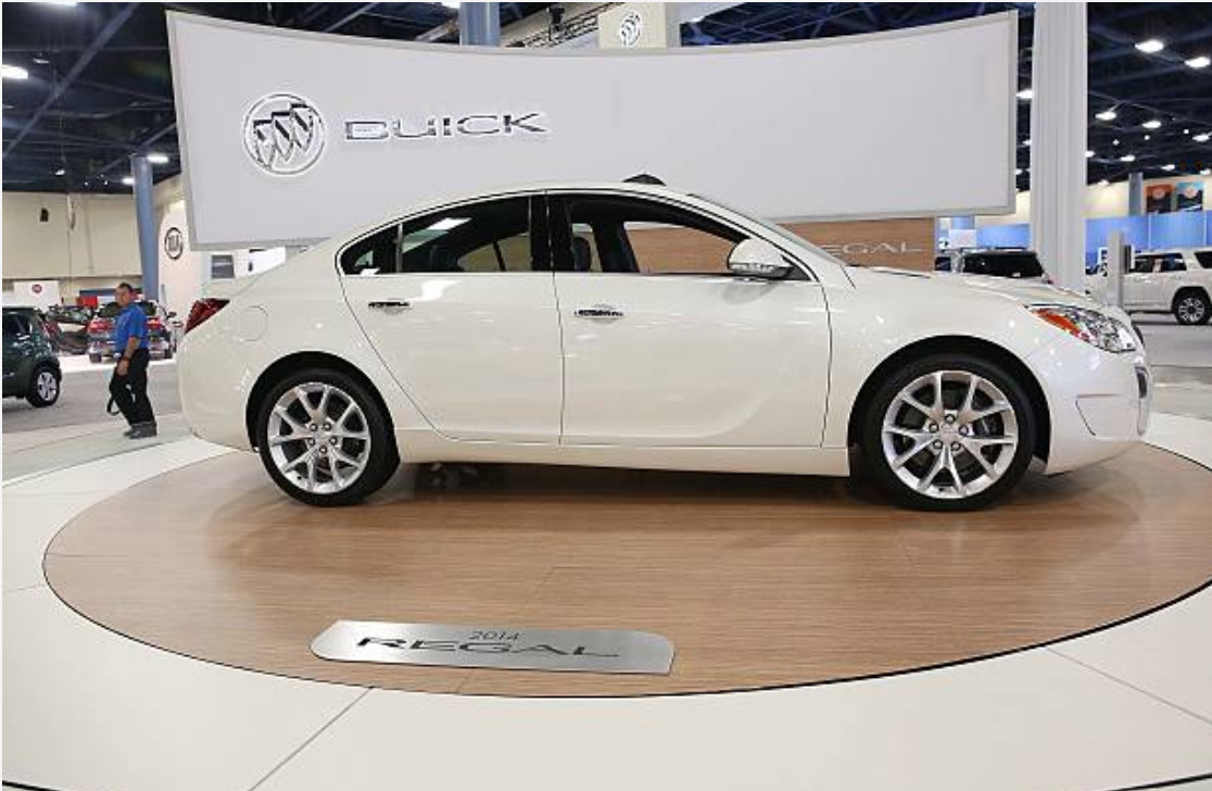 Buick Regal worst muscle cars