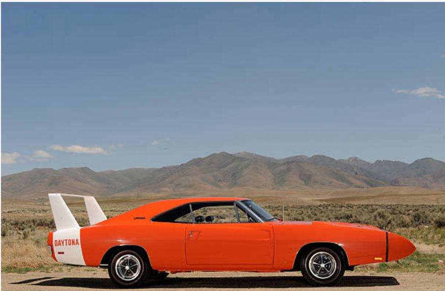 Dodge Charger Daytona worst muscle cars