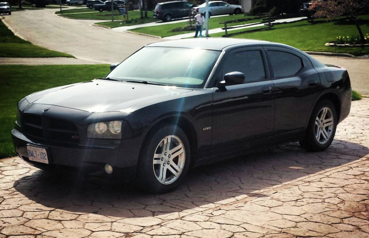 Dodge Charger SE worst muscle cars