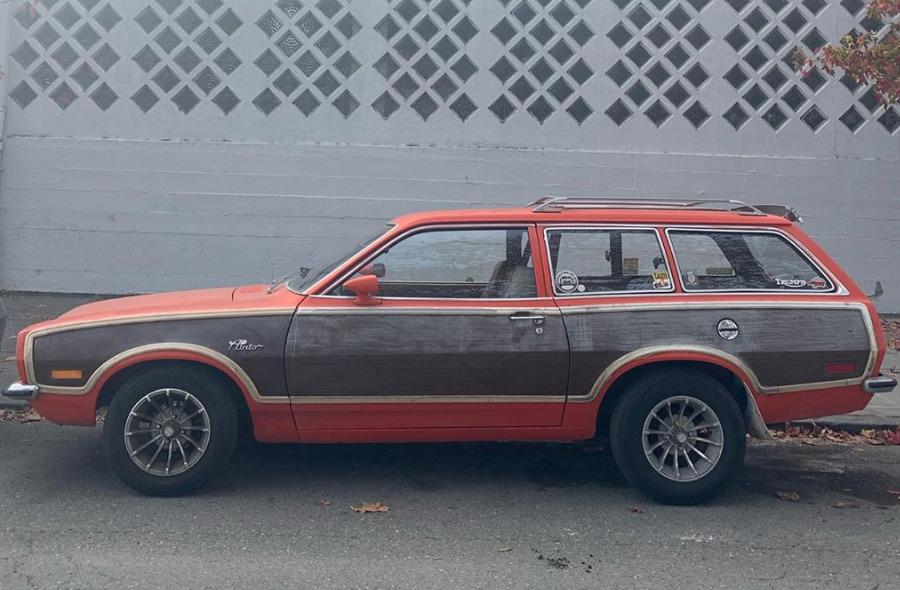 Ford Pinto worst muscle cars