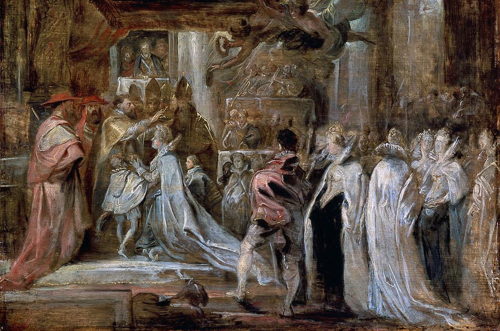Coronation of Marie de' Medici