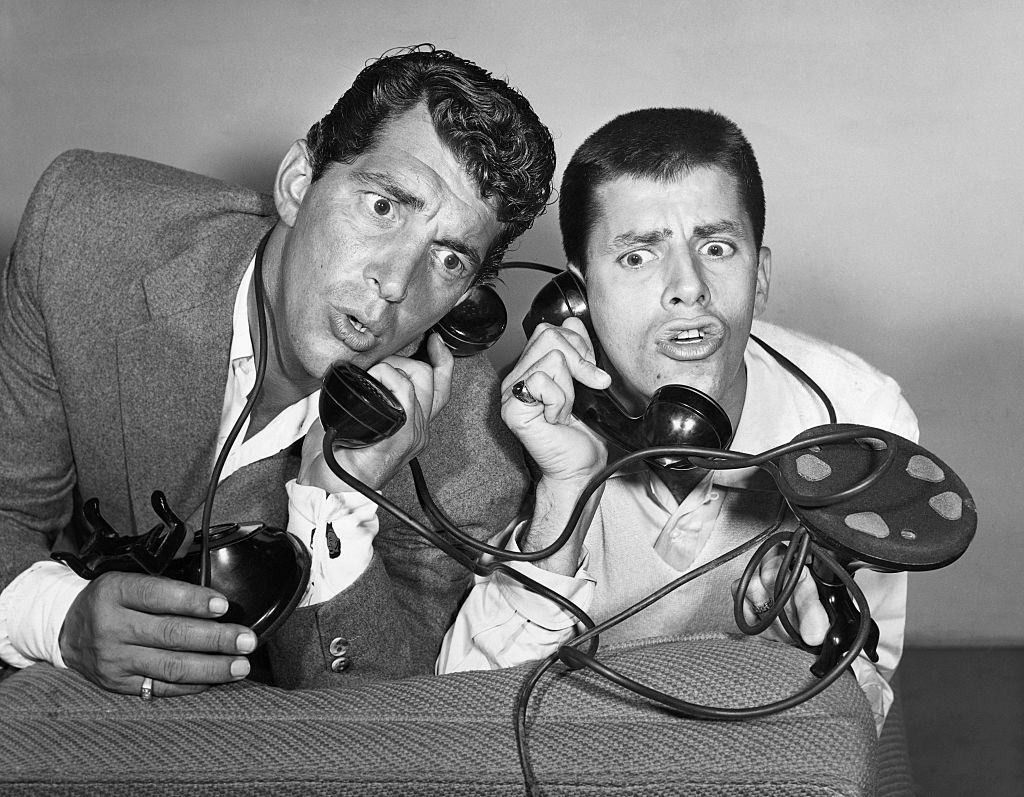 Martin And Jerry Lewis Bombed Their First Performance