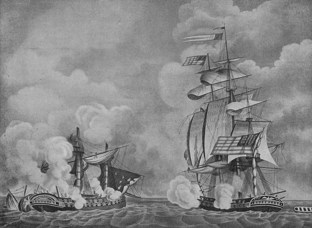 battle at sea