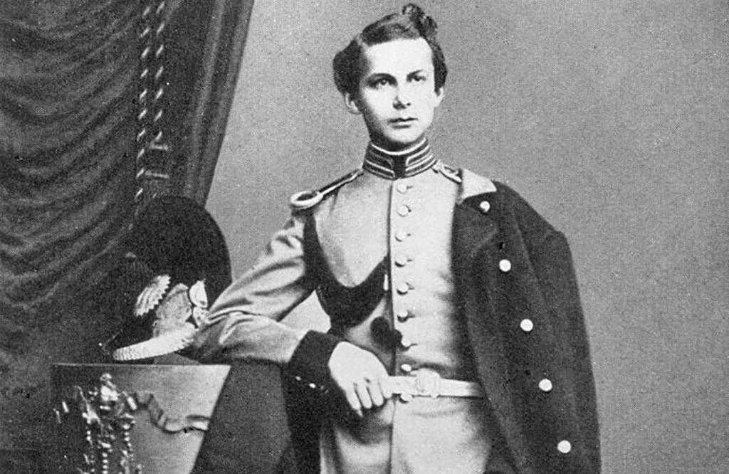 Photograph of Ludwig II