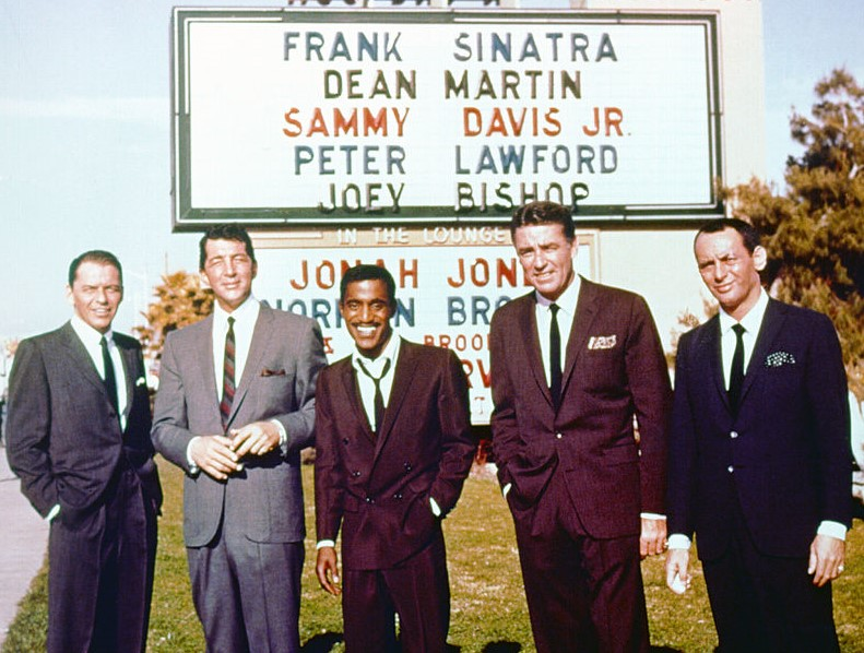 The Rat Pack Called Their Group Two Different Names