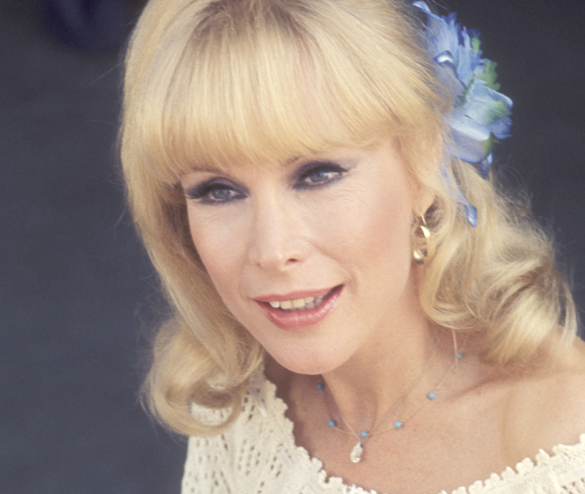 Actress Barbara Eden attends a