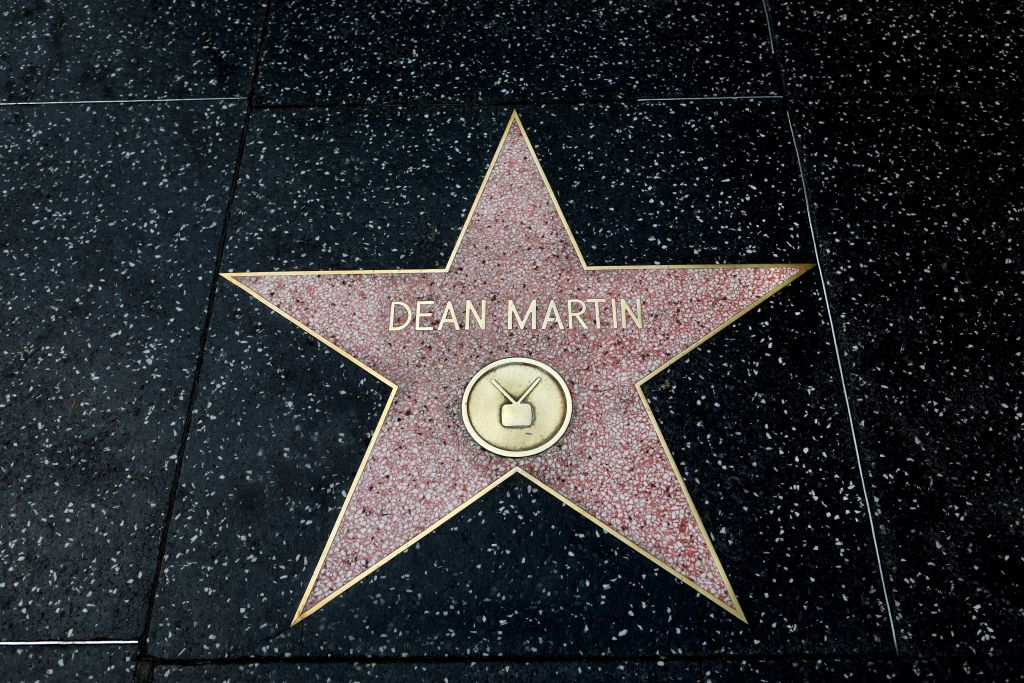 He Earned Three Stars On The Hollywood Walk Of Fame