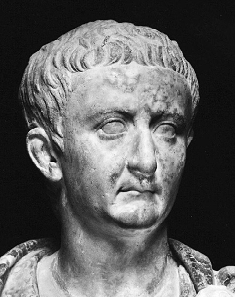 Tiberius (Tiberius Claudius Nero (42 B.C. - 37 A.D.)