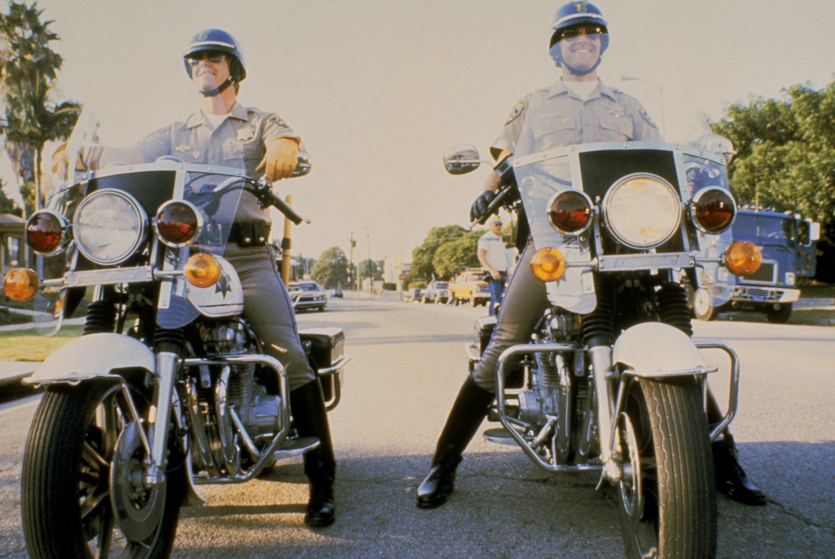 actors for chips on bikes