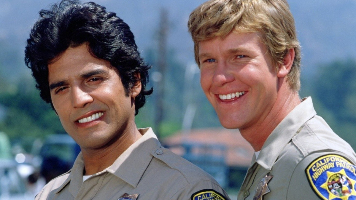 larry wilcox and erik estrada from chips