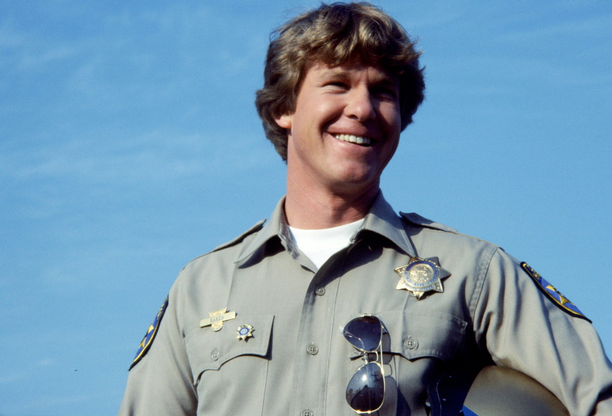 actor larry wilcox from chips