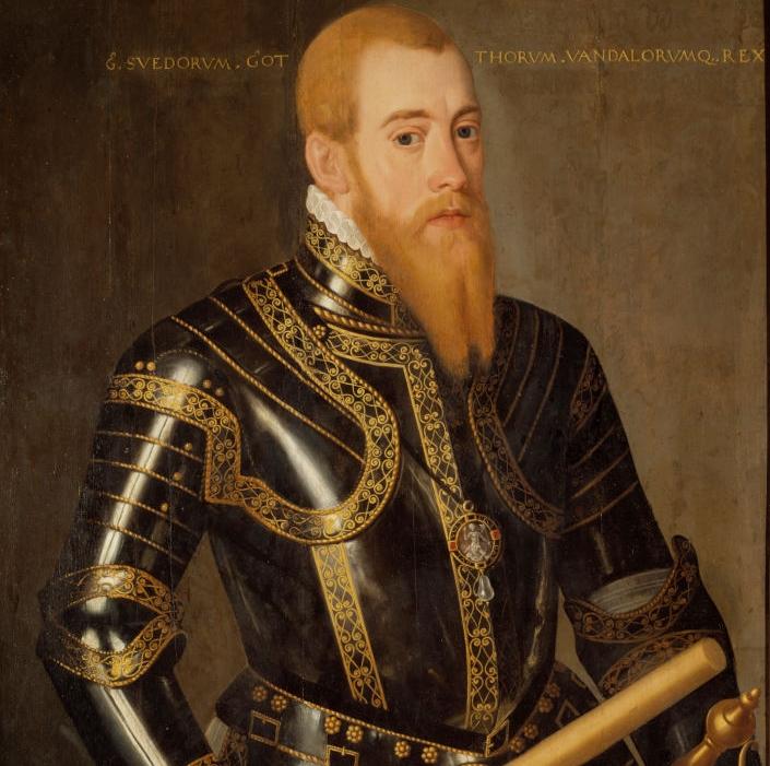 eric XIV of sweden portrait