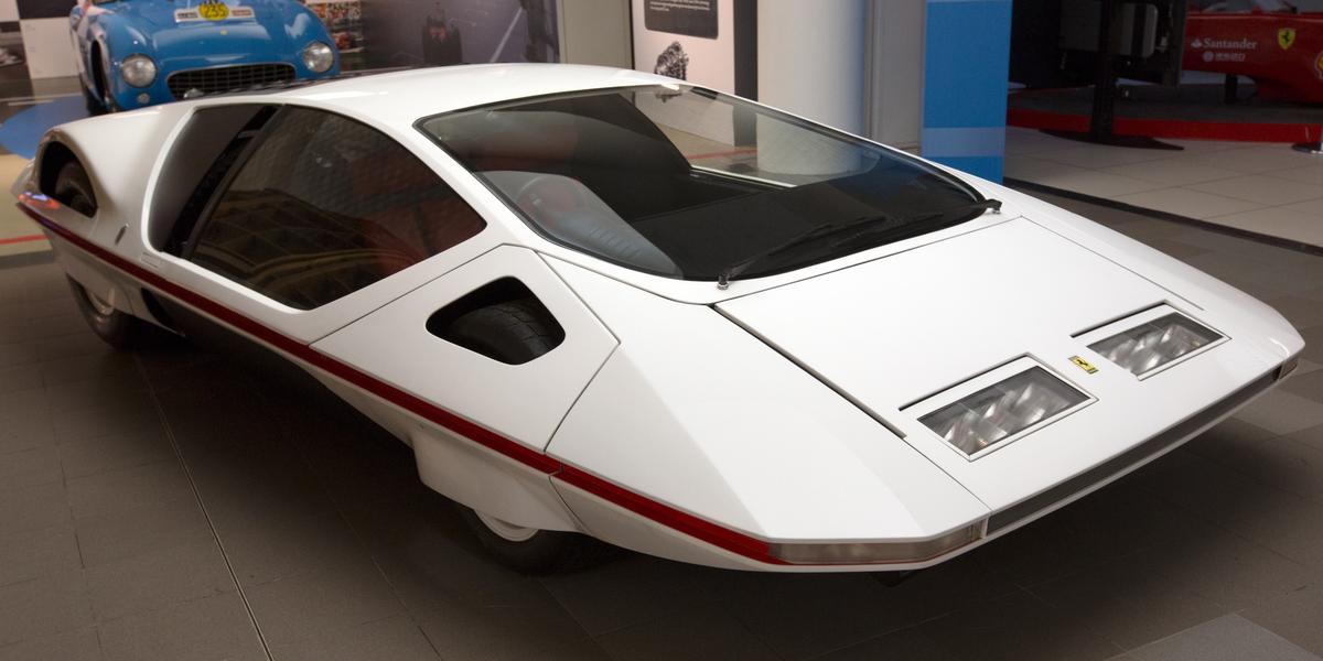 Ferrari 512 S Modulo