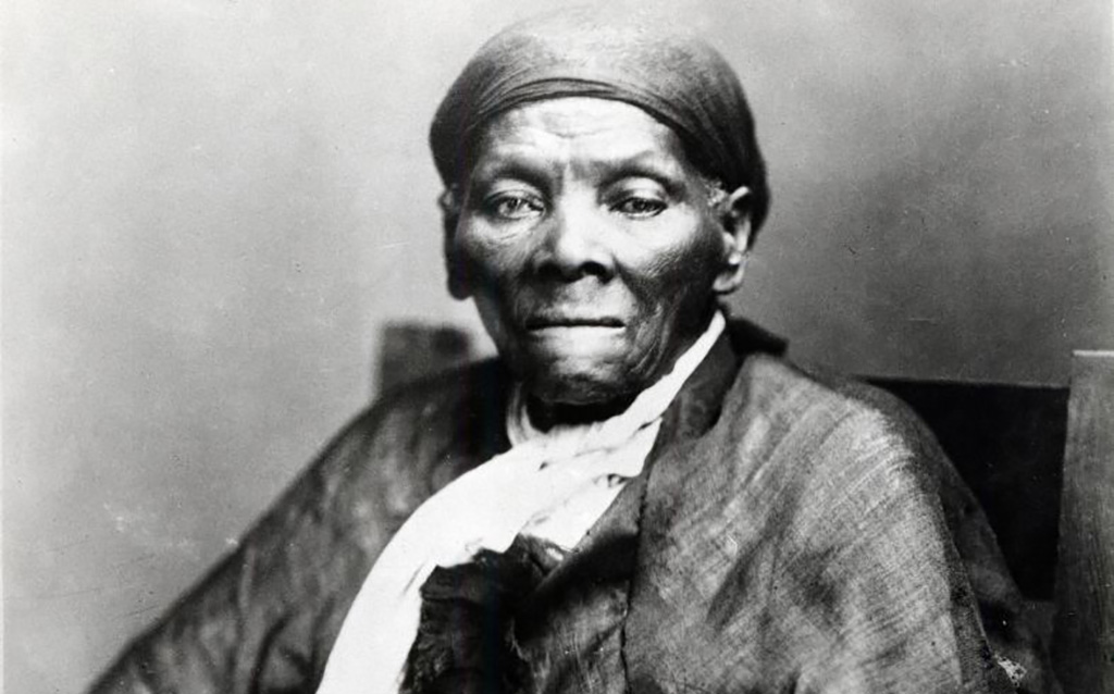 Photo of elderly Harriet Tubman