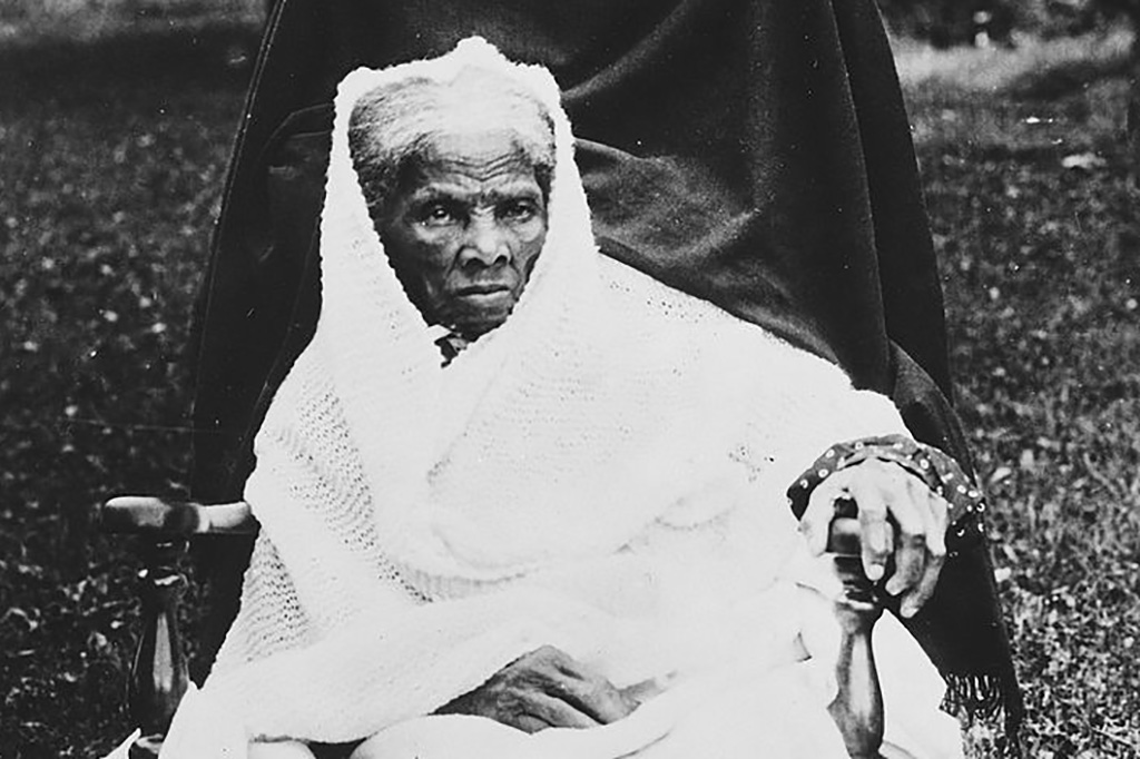 Old Harriet Tubman
