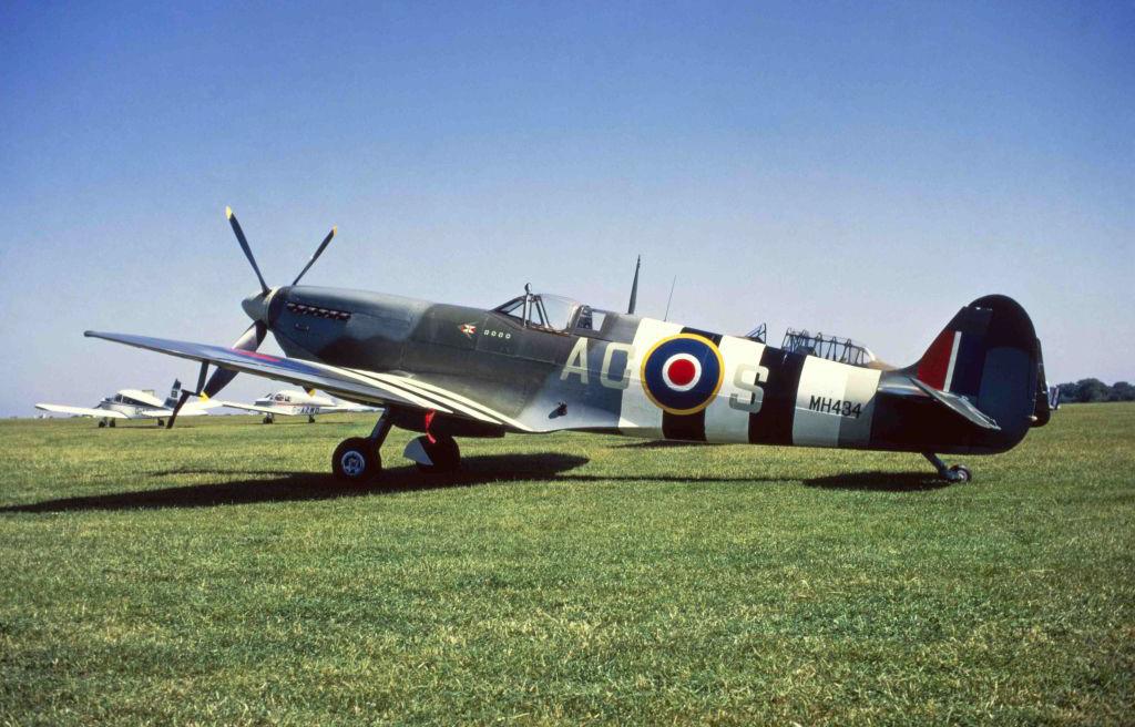 Spitfire viewing