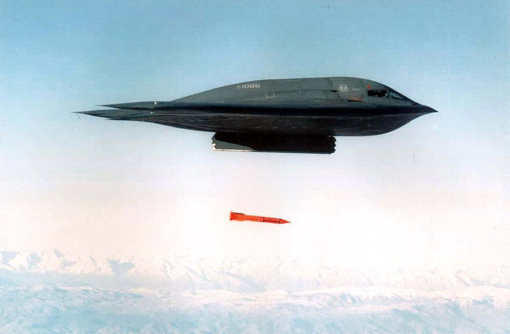 the B-2