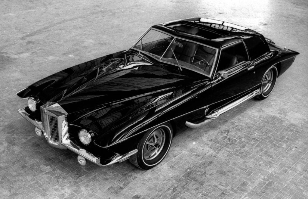 Stutz Blackhawk - 1970