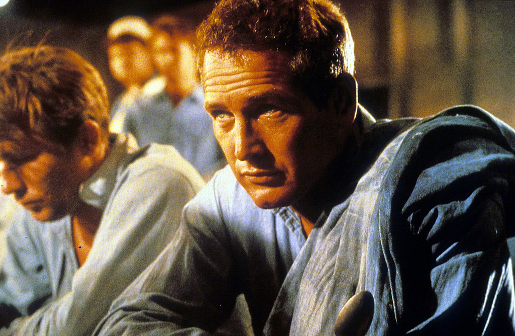 Paul Newman as Luke