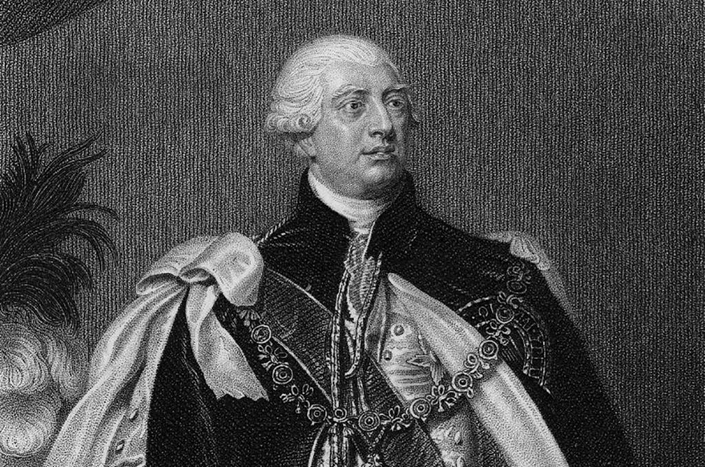 King George III -3159361
