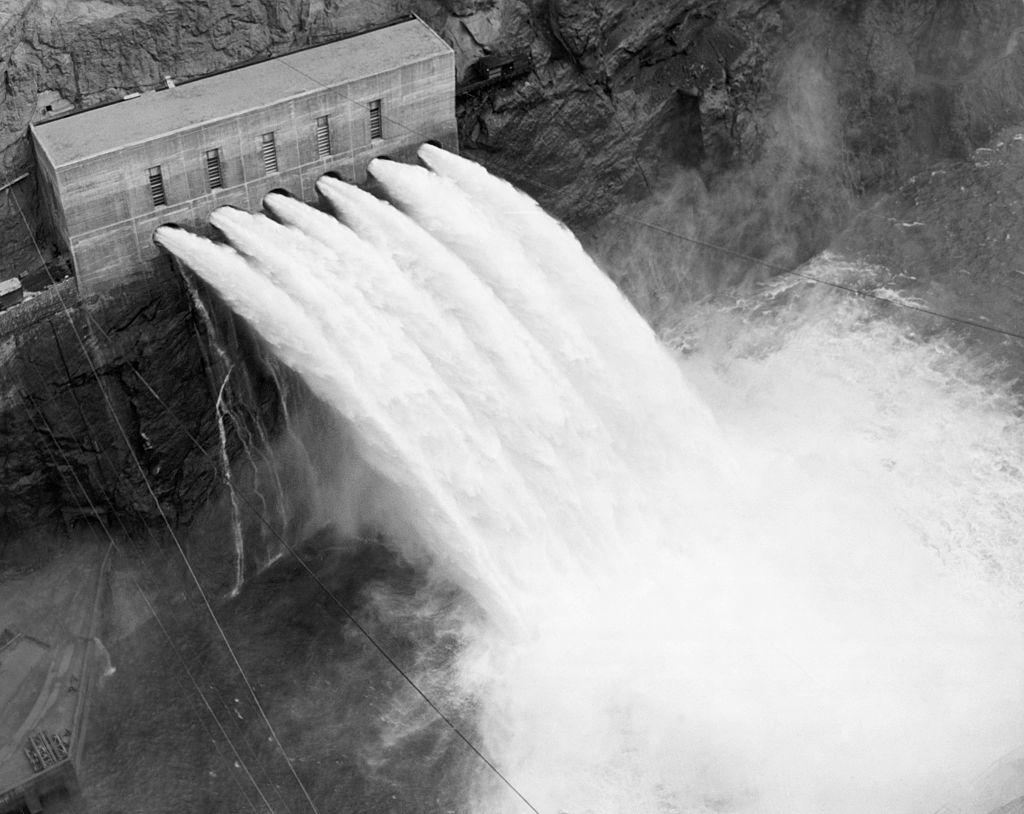 A dam in Niagara