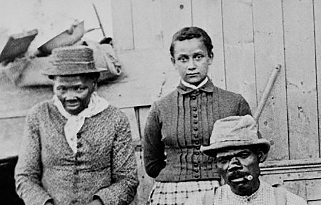 Tubman's family