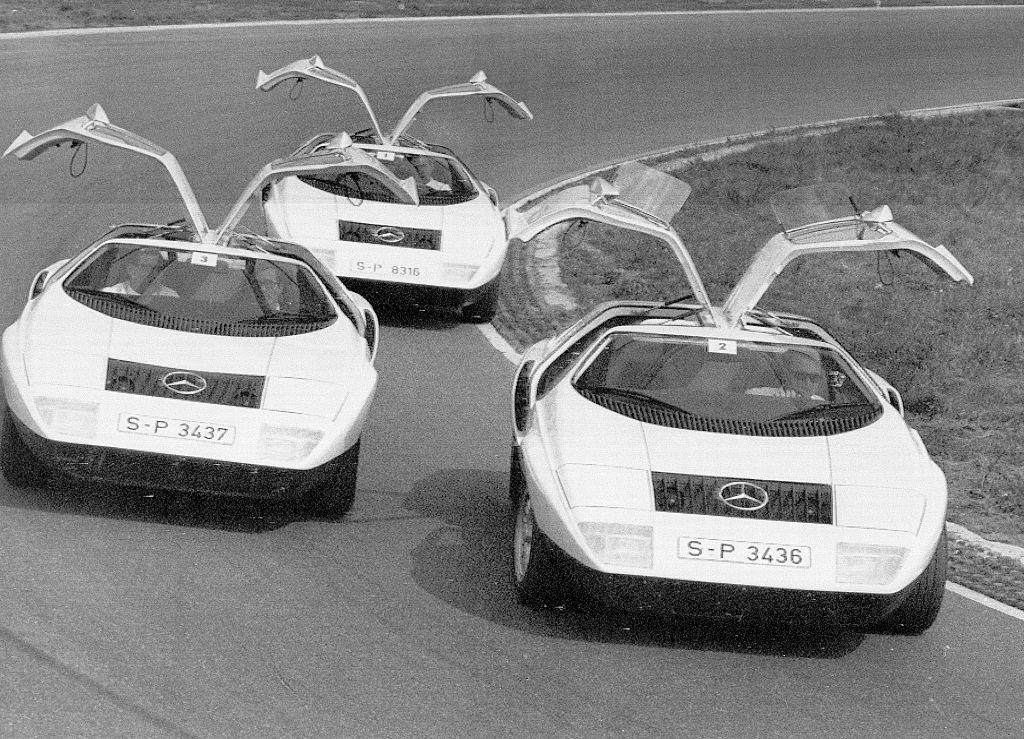Mercedes-Benz C111 Prototype