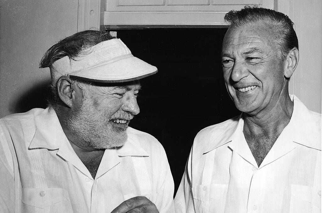 Hemingway and Cooper
