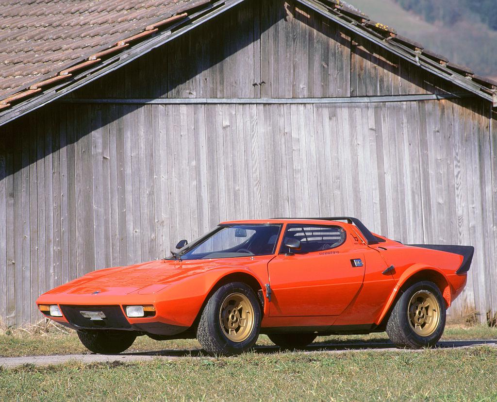 1973 Lancia Stratos HF.