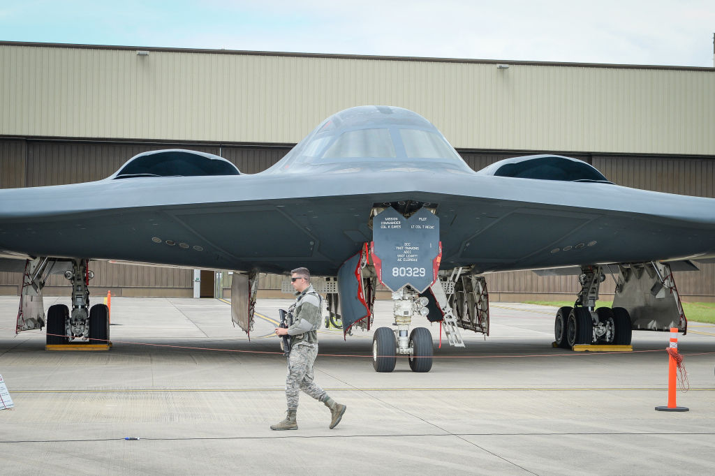 the giant b-2