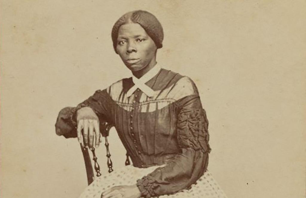 Portrait of Harriet Tubman