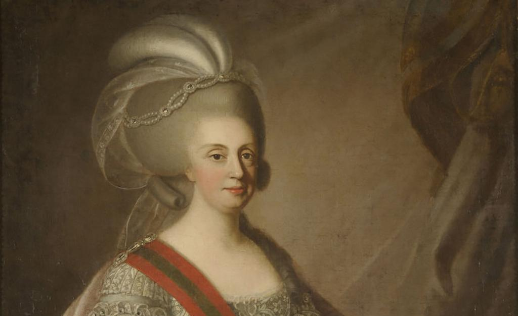 Queen Maria I Of Portugal -961447826