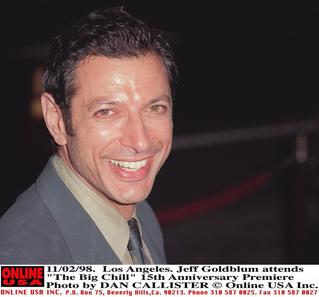 Jeff Goldblum attends