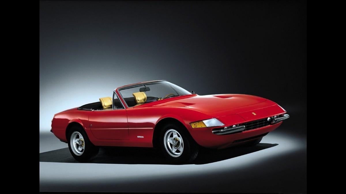 Ferrari 365 GTS/4 Daytona - 1971