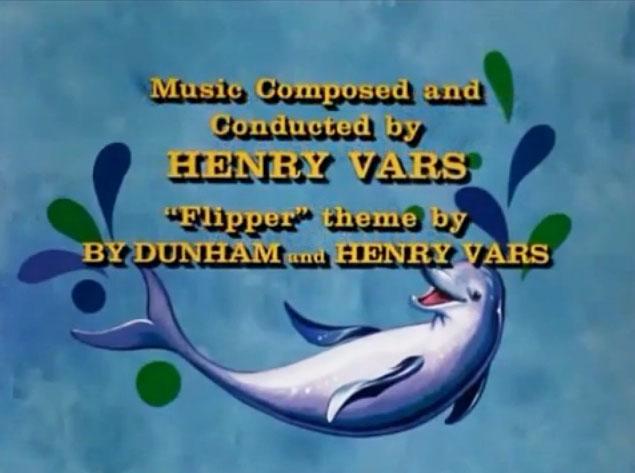 Henry Vars - Henryk Warszawski - The theme of Flipper