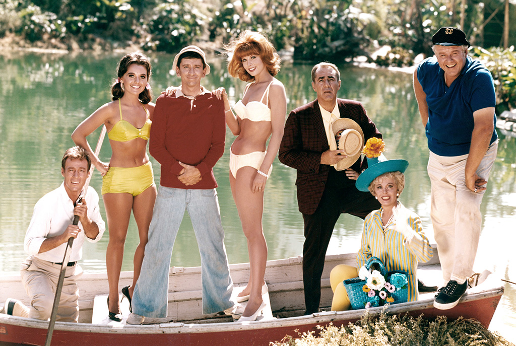 Cast of Gilligan's Island