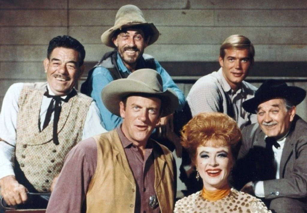 Cast of Gunsmoke