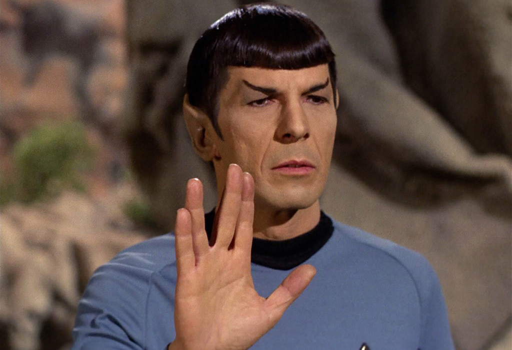 Spock in Star Trek