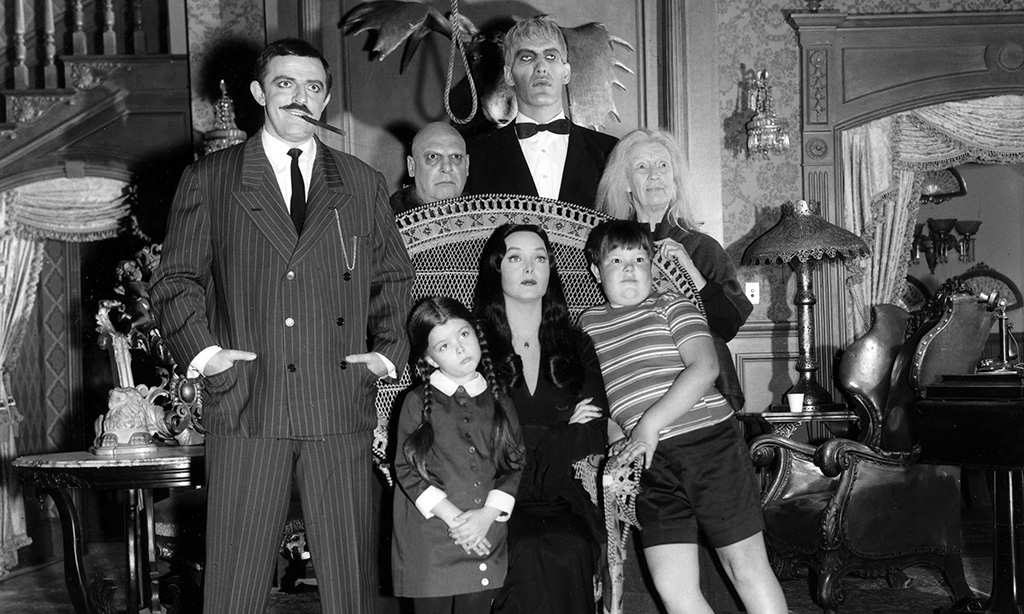 Cast of the Addams Family